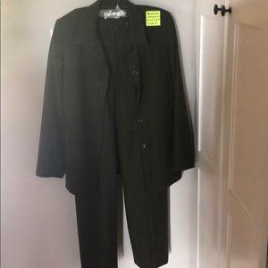 Pendleton 100% virgin wool 2pce pant suit